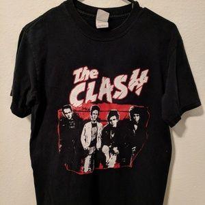 The Clash Band T Shirt
